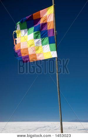 Indigenous Flag, Bolivia