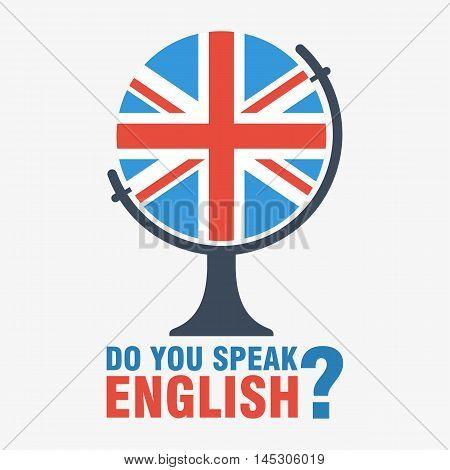 Do You Speak English Globe