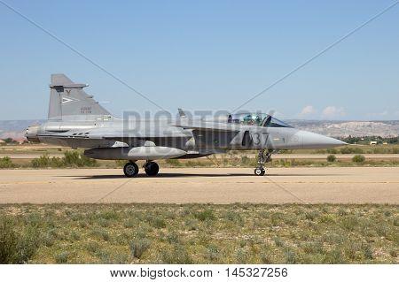 Hungarian Air Force Saab Gripen