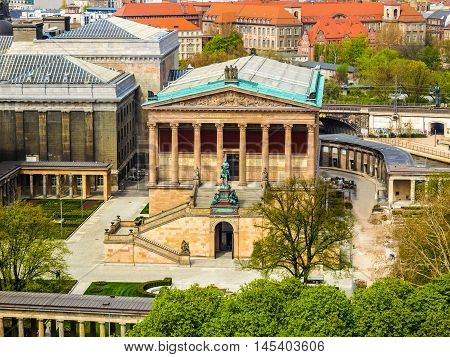 Alte National Galerie Hdr