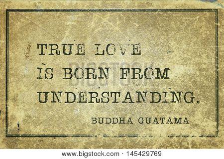 True Love Buddha