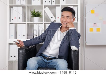 Asian Ceo In Office