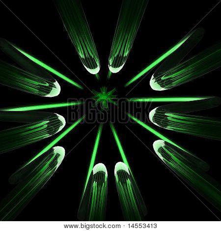 Green Star Mirage