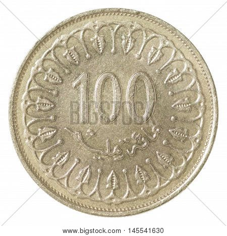 Tunisian Old Coin