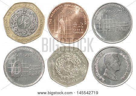 Full Set Of Jordan Coin