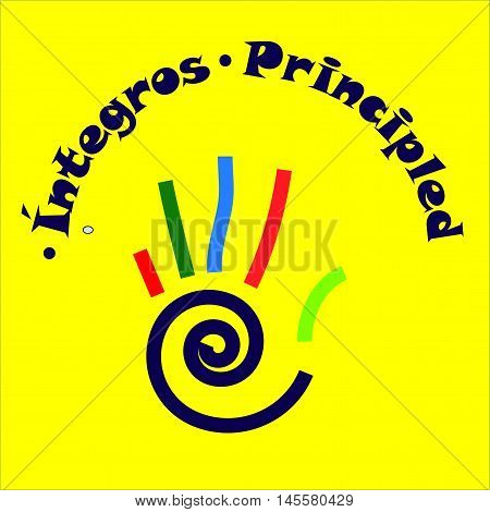 Learning profile. Principled. Highschool education. Spanish Inglés 5/10