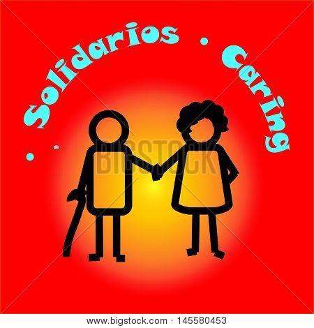 Learning profile .Caring. Highschool education. Spanish English7 / 10