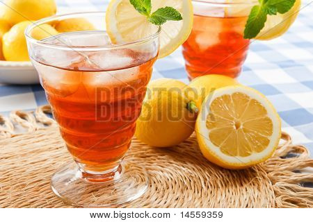 Cool Summer Drinks