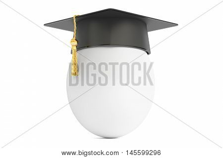 education concept 3D rendering isolated on white background