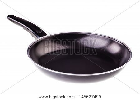 Non Stick Pan Over White