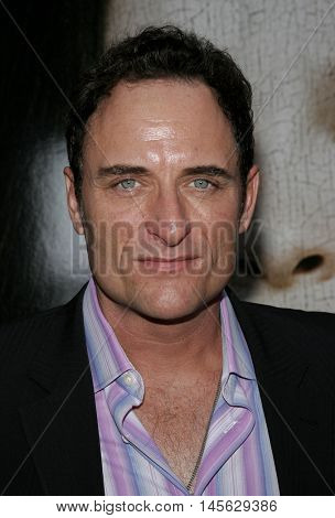 Kim Coates at the World premiere of 'Silent Hill' held at the Egyptian Theatre in Hollywood, USA on April 20, 2006.
