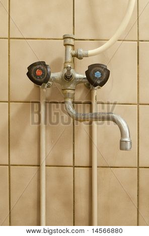Old tap