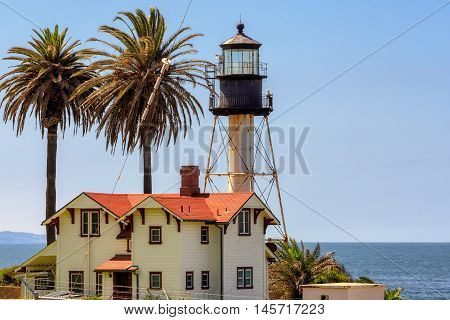 New Point Loma Lighthouse in San Diego, California