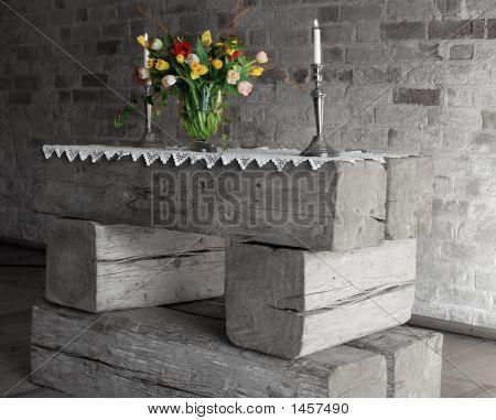 Colored Altar