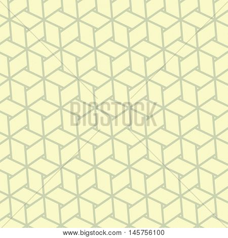 Seamless linen fabric pattern