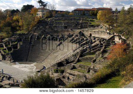 Ancient Roman Arena