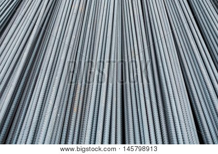 Steel bar for reinforcement of building, Abstract.