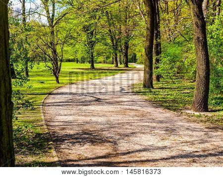 Tiergarten Park, Berlin Hdr