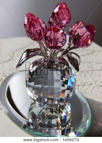 Crystal Flower  60589.