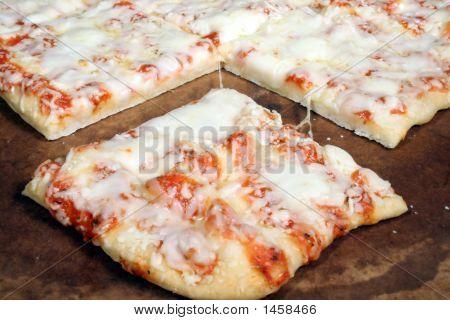 Slice Of Square Pizza
