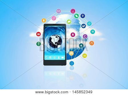 Internet Multimedia Smart Phone