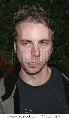 Dax Shepard at the Los Angeles premiere of 'Just Friends' held at the Mann Village Theatre in Westwood, USA on November 14, 2005.