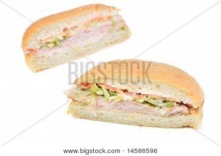 Deli Turkey Sandwich