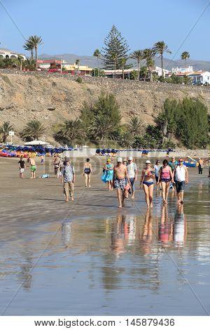 Gran Canaria - Playa Ingles