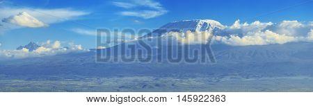 Kilimanjaro Mount In Africa