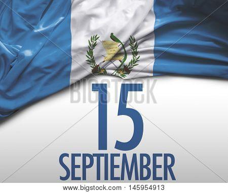 September 15, Guatemalan Independence