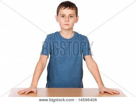 Authoritative Schoolboy