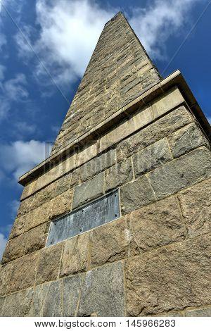 Groton Monument - Connecticut