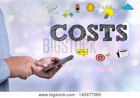 Costs  (money Costs Budget For  Finance Cash Flow )