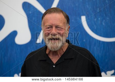 Jack Thompson  at the photocall for The Light Between Oceans at the 2016 Venice Film Festival. September 1, 2016  Venice, Italy