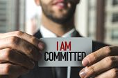 I Am Committed poster