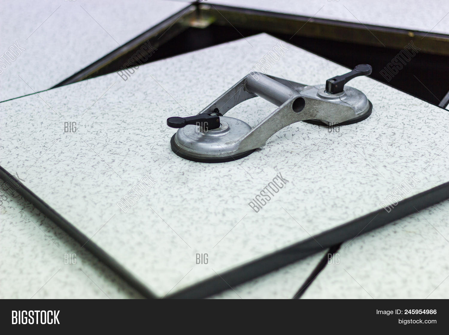 Suction Lifter Tool Image Photo Free Trial Bigstock