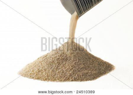 Cappucino powder