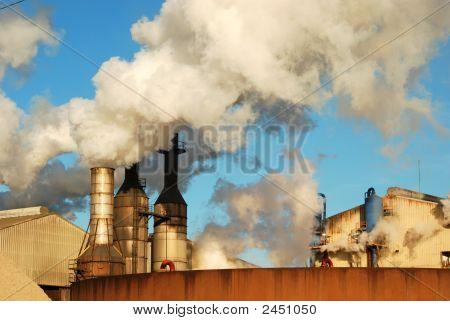 Pollution Landscape