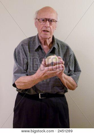 Talkative Senior With Cd-Rom