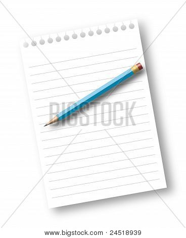 Note_paper_pencil