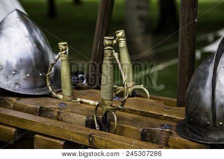 Ancient Medieval Sword