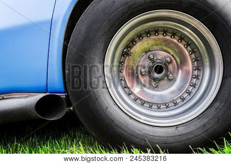 Pipe And Tire 1