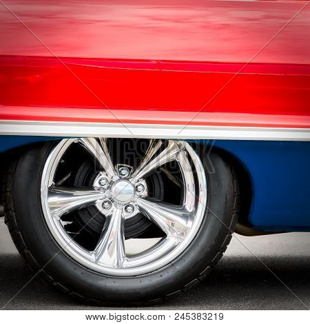 Patriotic Ride