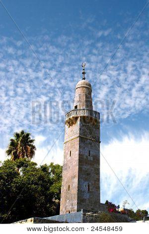 View On Minaret