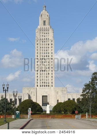 Tallest State Capitol