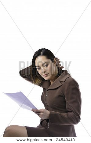 Female Reading