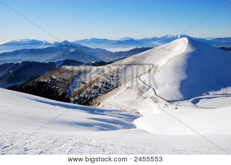 Extreme Winter Landscape