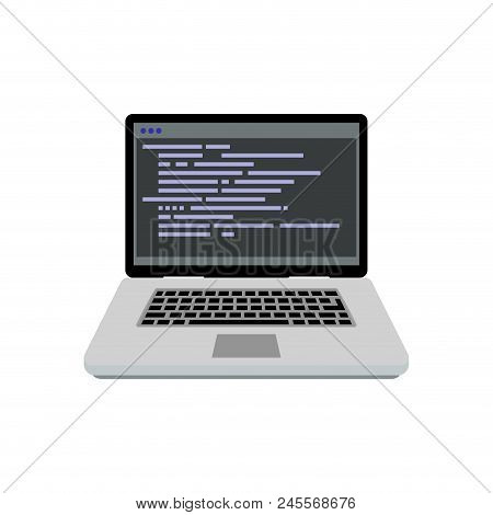 Programming, Writing Code. Coding Website, Software Programmer Application, Web Programming Write On