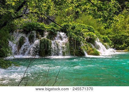 Amazing Plitvice Lakes National Park, Croatia