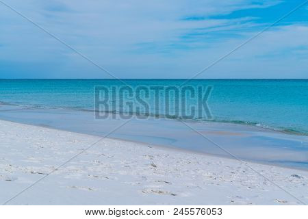 A Beautiful Day At Pensacola Beach Enjoying The Warm Sand A Walk On The Pier And The Calm Waters Of